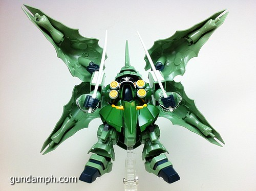 SD Kshatriya Review NZ-666 Unicorn Gundam (32)
