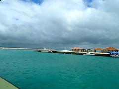 Port on Taketomi Island