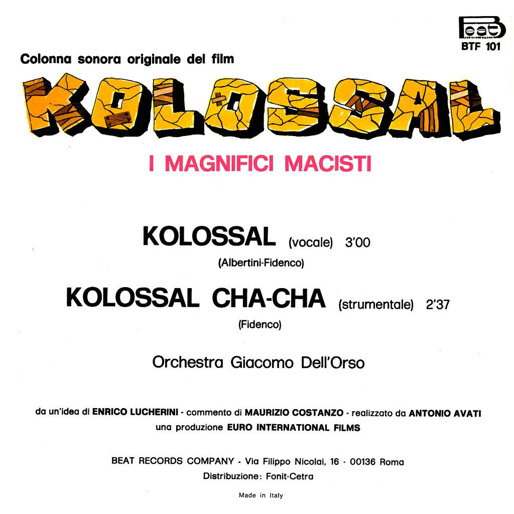 Nico Fidenco - Kolossal