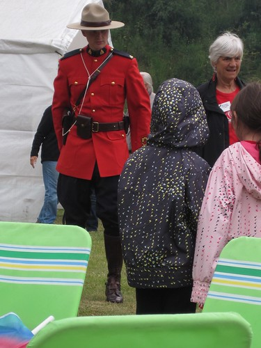 Our very own Mountie
