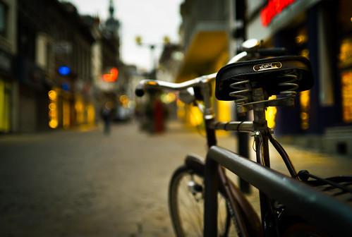 (277/365) Bikeh by albertopveiga