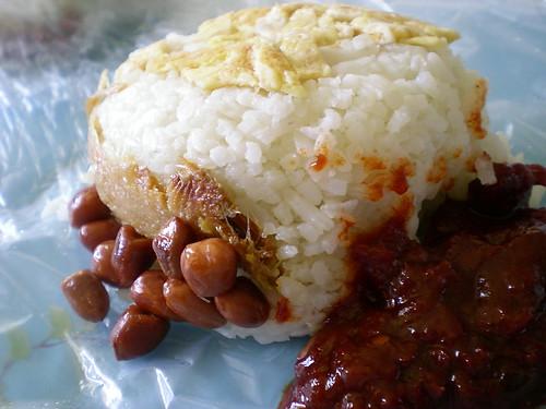 Nasi lemak cute 2