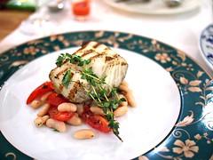 Merluzzo alla Griglia, Pietrasanta Italian Restaurant, 5B Portsdown Road, Wessex Village, Singapore
