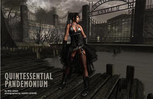 Prim Perfect: Issue 37 - October 2011: Designer of the Month