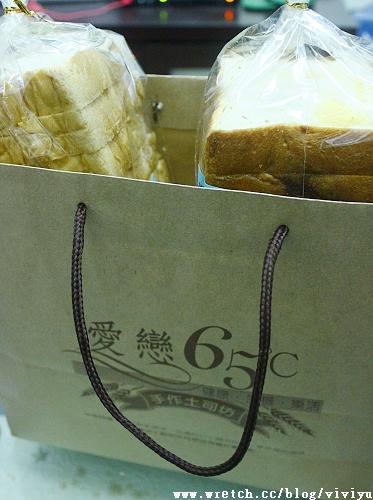 [團購]台東愛戀65°C手作土司坊~一年後才吃的到! @VIVIYU小世界