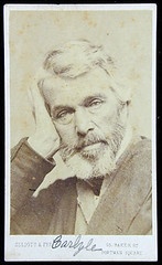 Thomas Carlyle, 1870