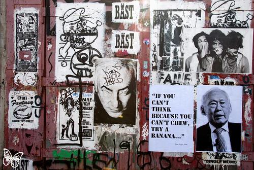 NY Streets - Faile / Bast