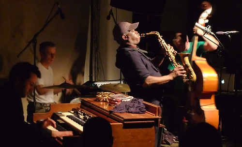 Decoy + Joe McPhee @ Cafe Oto 29.10.11