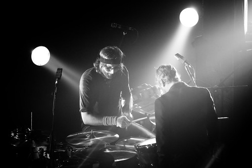 Bryan Devendorf & Matt Berninger of The National
