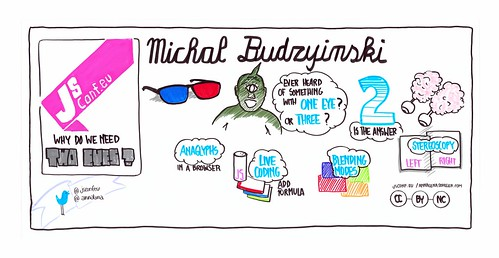 Michal Budzyinski - Why Do We Need Two Eyes