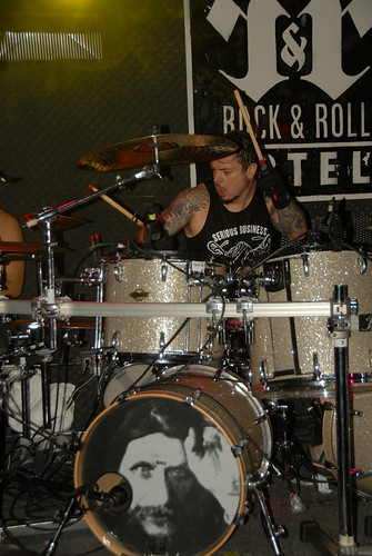 Igor Cavalera of the Cavalera Conspiracy