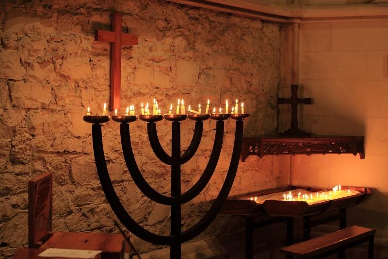 candlestick in Christchurch