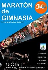 maraton gimnasia