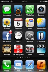 Screenshot iOS 5