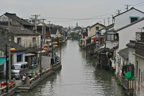 Canal by Shantang Jie