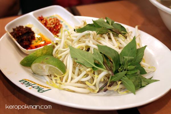 Pho Hoa Noodle Soup