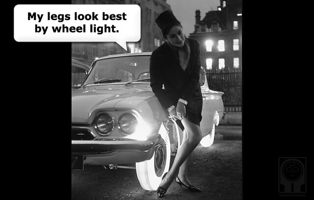 Goodyear Light-Up Wheels