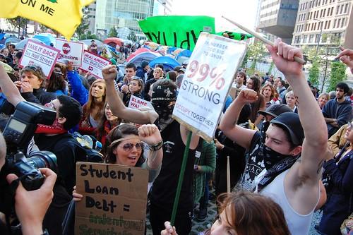 Occupy Boston Oct 6th 15