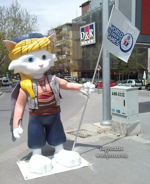 Nemzetközi gyereknap és gyerek olimpia Törökország, Ankara