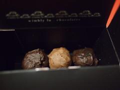 Chocolates in a box, Wimbly Lu Chocolates, 15-2 Jalan Riang