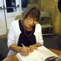 MARGARET DRABBLE AT BEVERLEY BOOKFEST