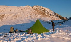 """LOCUS GEAR Khafra Sil pyramid shelter • <a style=""""font-size:0.8em;"""" href=""""http://www.flickr.com/photos/49406825@N04/6276737858/"""" target=""""_blank"""">View on Flickr</a>"""