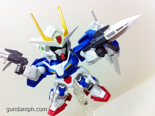 SD 00 Gundam Seven Sword G Review OOB Build GundamPH (29)