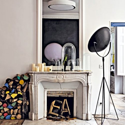 Gorgeous Paris Apartment of Jean-Christophe Aumas