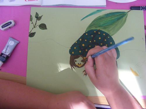 Poppy's turtle