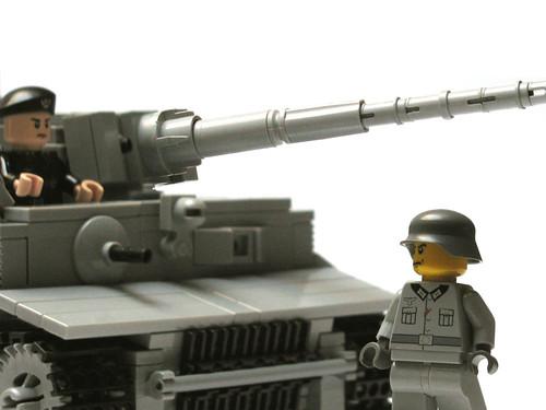 BRiCKiZiMO Wehrmacht soldier