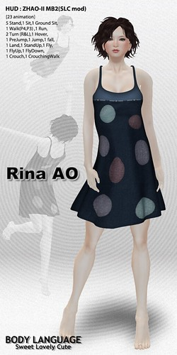 Rina AO set by SLC Body Language @ The Deck