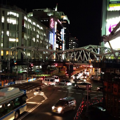 さて、帰ろう! #night #iphonography #instagram #iphone4s
