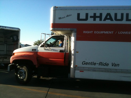 Moving Day 2011