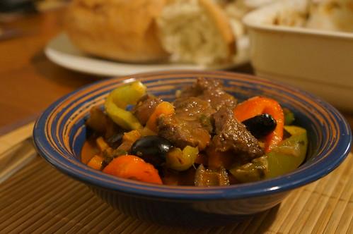 beef stew - Italian style