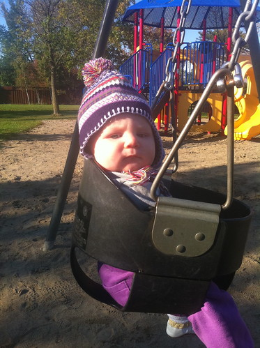 Swinging is serious business