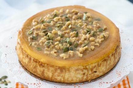 Cheesecake de dovleac & sirop de artar (13 of 24)