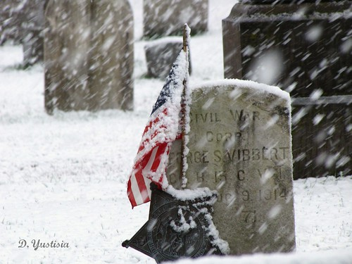 Civil War Hero's Grave