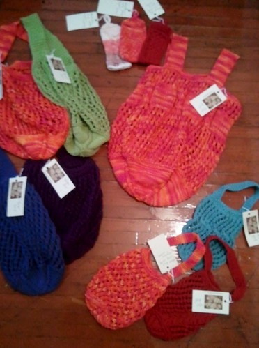 First Friday Sale Items by The Knitting Mama Bear
