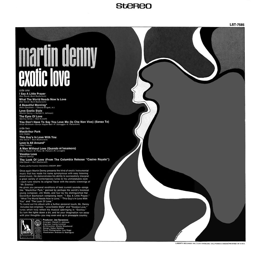 Martin Denny - Exotic Love