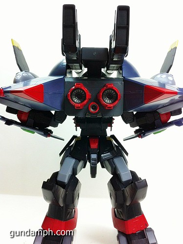 HCM Pro Destroy Gundam 1-200 GFAS-X1 Review (59)