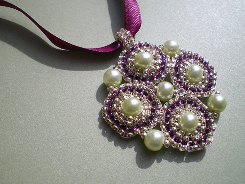Alexandrian Pearls Necklace