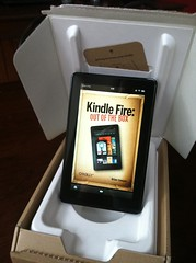 Kindle Fire: Out of the Box