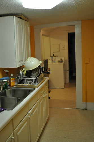 Kitchen after painted 3