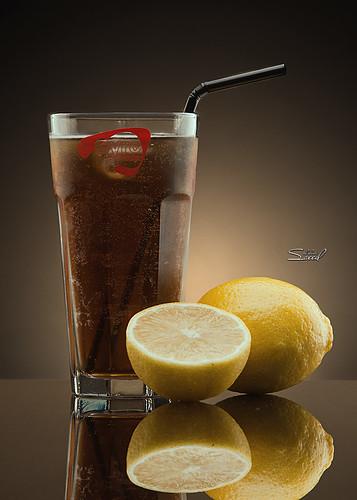 ice tea by saeed al alawi