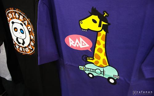 RadisRad, Gabe Bondoc the Giraffe