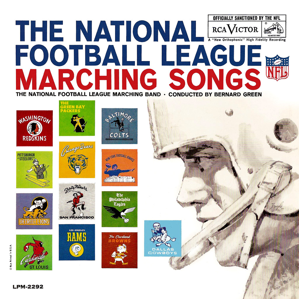 Bernard Green - The National Football League Marching Songs