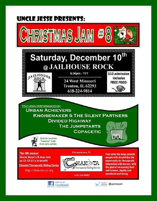 Christmas Jam 12-10-11