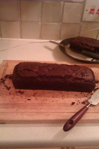 Espresso chocolate cake by MissJaii