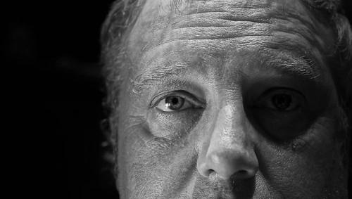Rich B&W Self Portrait by Terry Schmidbauer