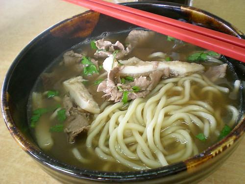 RejangPark beef noodles